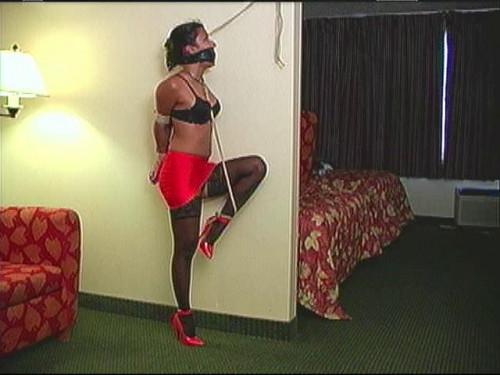 Drea Hotel bondage predicament