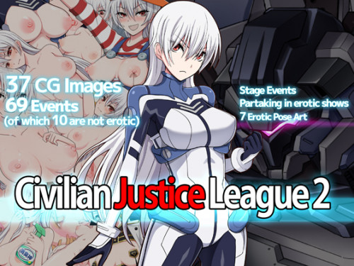 Civilian Justice League two Hentai games