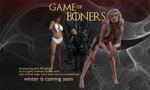 Game Of Boners Porn Games