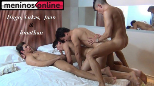 Hugo, Lukas, Juan & Jonathan