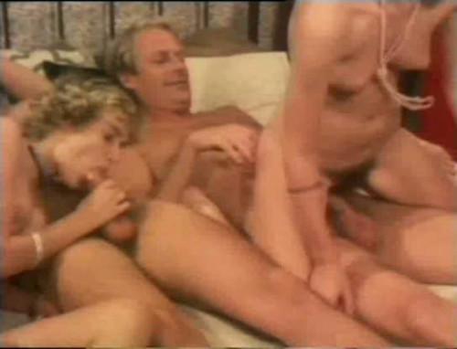 Swedish loops - Orgasm for four