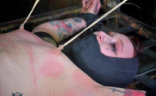 Pricked nipples Part 2