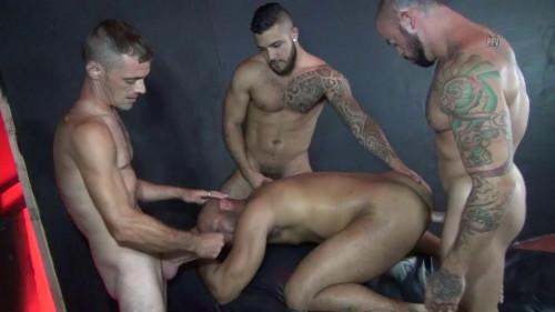 Mario Cruz, Leo Forte, Brett Bradley