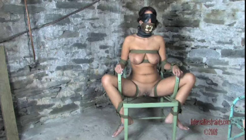 New Gold Sweet Beautifull Vip Gold Collection Infernal Restraints. Part 3. BDSM