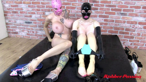 Rubber-Passion - A Slippery Dream Part 2