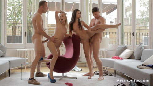 Hot Naughty Babes - Sex Heat In Europe Full-length Porn Movies