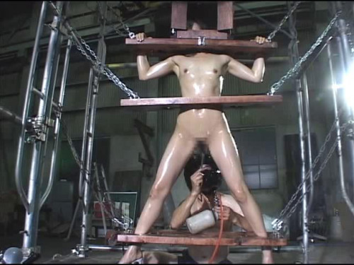 Okamoto Ai Asians BDSM