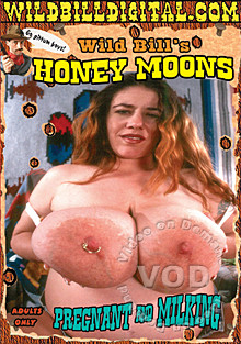 Wild Bills Honey Moons - Pregnant & Milking