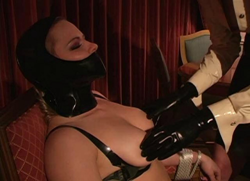 The Perils of Gwen Part 1 BDSM Latex