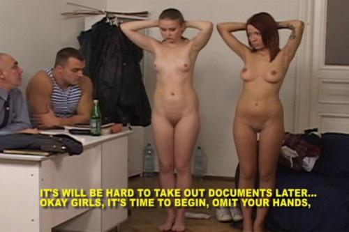 Russian Slaves At Punishment School