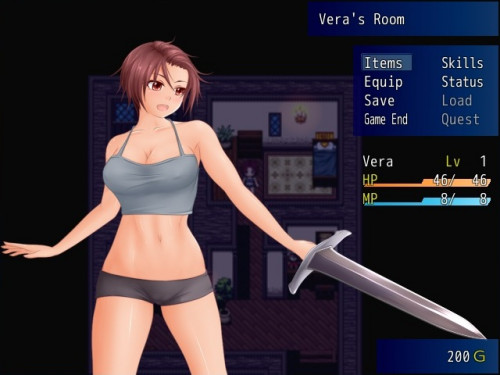 Vera's Region Tour Diary - Rpg Game Hentai games