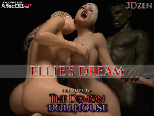 Ellies Dream Prequel to Demon Doll House 2