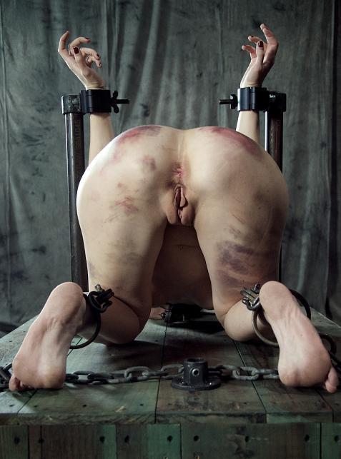 The most brutal BDSM sex