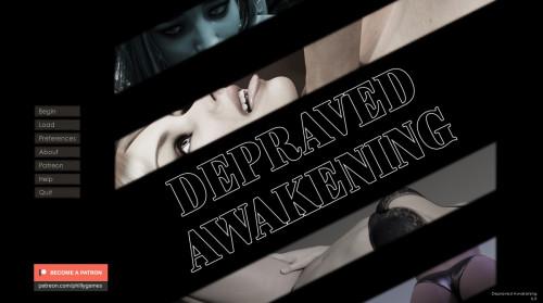Depraved Awakening Ver.0.9 Porn games