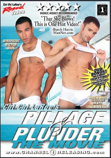 Pillage & Plunder - The Movie Gay Full-length films