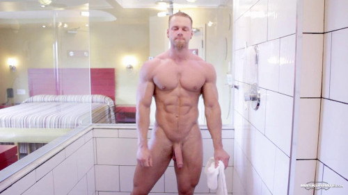 Sex Text Shower Flex Brad aka Kovi LaCroix (2016)