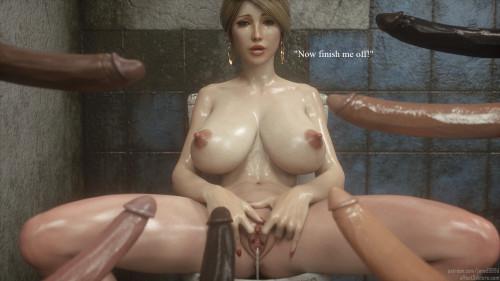 Wild Suzi's Uncontrollable Lust Part 3 Comics