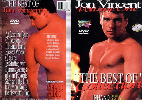 The Best of Jon Vincent Bareback - Joey Stefano, Matt Gunther (1980)