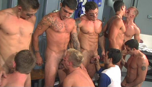 Gridiron Exclusive Gang Bang Gay Full-length films