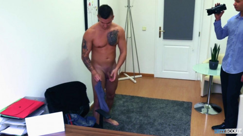 Dirty Scout part 171 Gay Solo
