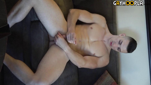 Ripped Gym Jock Roman Tate Works Out And Jerks Off Gay Solo