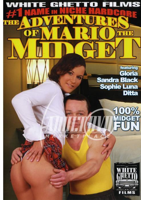 The Adventures Of Mario The Midget wf 2009