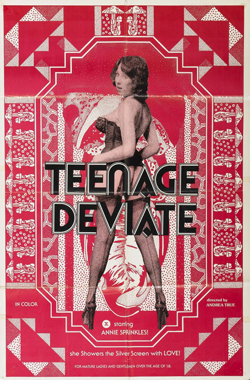 Teenage Deviate (1976)