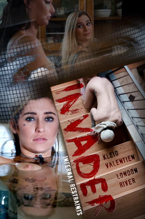 Invader - Kleio Valentien - London River , HD 720p BDSM