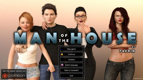 Man of the House v0.6.7 extra walkthrough save games