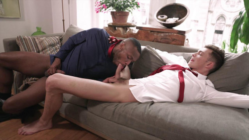 Andre Donovan Fucks Braxton Boyd's Ass HD
