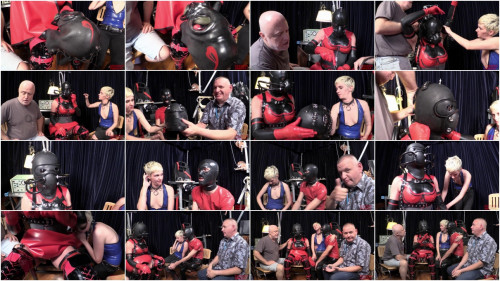 Rubber Show And Tell – Scene 3 – HD 720p