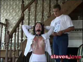SlavesInLove. Full Gold Collection. 30 Clips. Part 3.