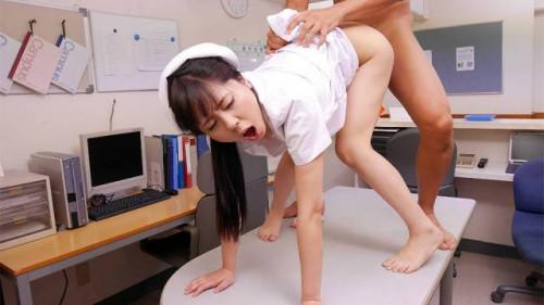 Miyuki ojima treats ill patient with cunt