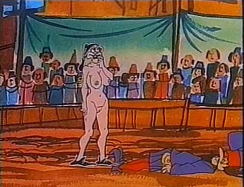 King Dick Cartoons