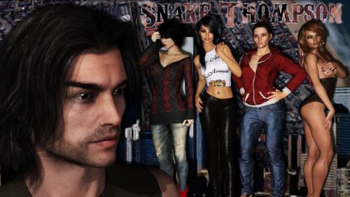 Snake Thompson Porn Games