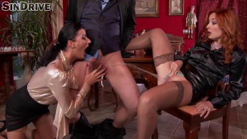 Celine Noiret And Eva Berger Pissing 1080 (2016)