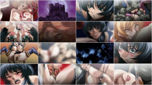 Taimanin Asagi AntiDemon Ninja Asagi - Extreme HD Video Anime and Hentai
