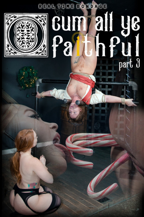 Maddy O'Reilly - O Cum All Ye Faithful: Part 3 BDSM