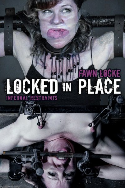 Locked in Place Fawn Locke HD BDSM