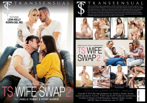 TS Wife Swap part 2 SheMale
