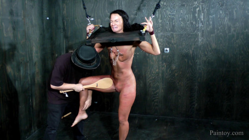 London River - Orgasms Paddles And Clamps BDSM
