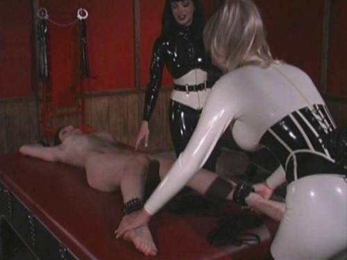 Kinky Girlfriends BDSM Latex