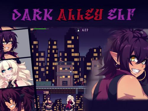 Dark Alley Elf Hentai games