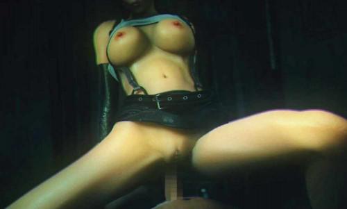 Prisoner 3D Porno