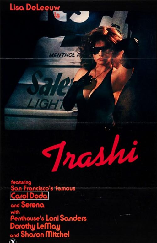 Trashi (1981) - Lisa De Leeuw, Loni Sanders, Serena Retro