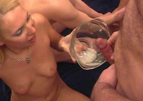 Anal Cream Pie Part 1