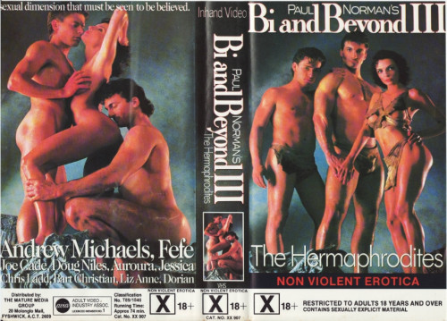 Bi and Beyond Vol.3: The Hermaphrodites