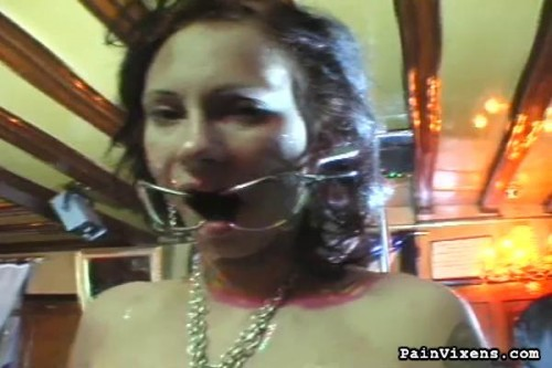 Painvixens - Sep 22, 2010 -  Hard Whipped MILF
