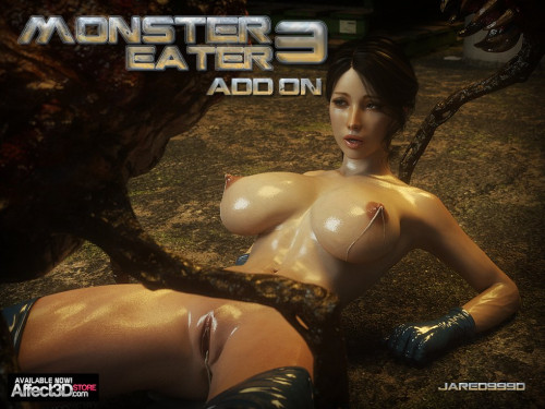 Monster Eater Add on part 3