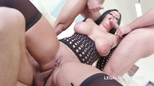 5on1 Double Anal Destination For Big Tits Ashley Cum